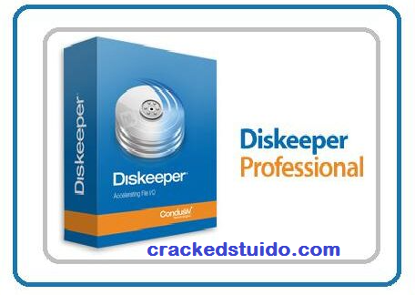 Condusiv Diskeeper 18 Professional 20.0.1300 Crack With Serial Key