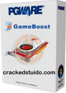 PGWare GameBoost 3.8.2.2021Crack With License Key