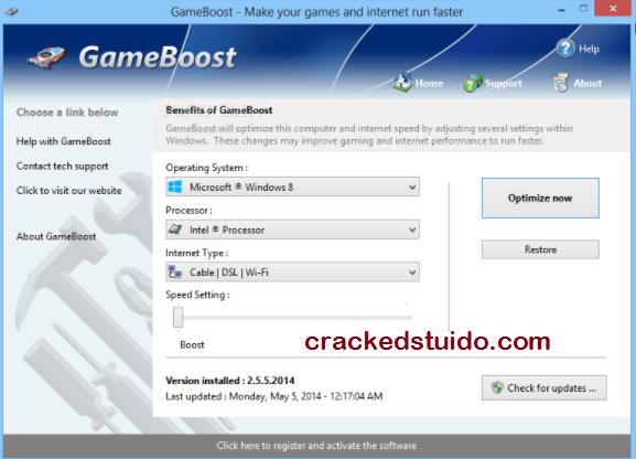PGWare GameBoost Key