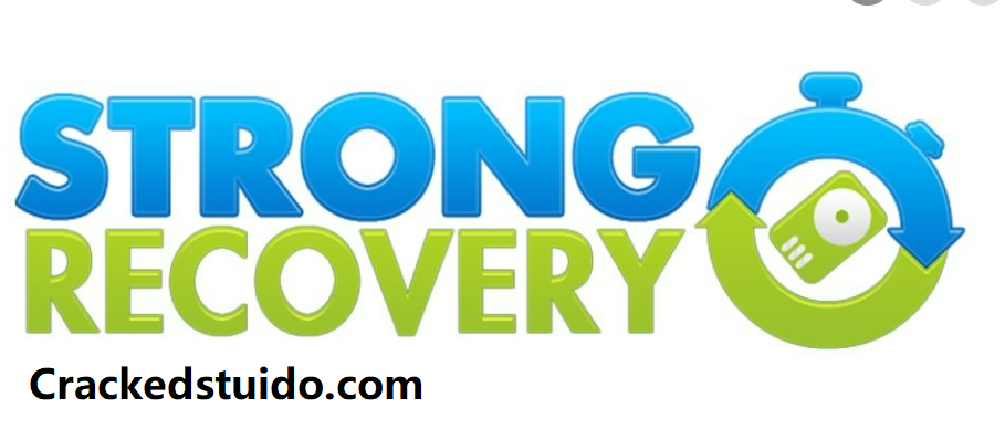 StrongRecovery 4.3.3.0 Crack 2021 With Product key Free Download
