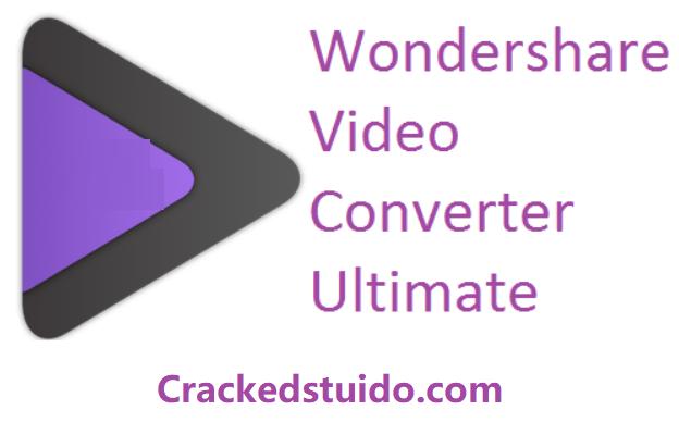 Wondershare Video Converter 13.0.2.46 Crack + Serial Key Download
